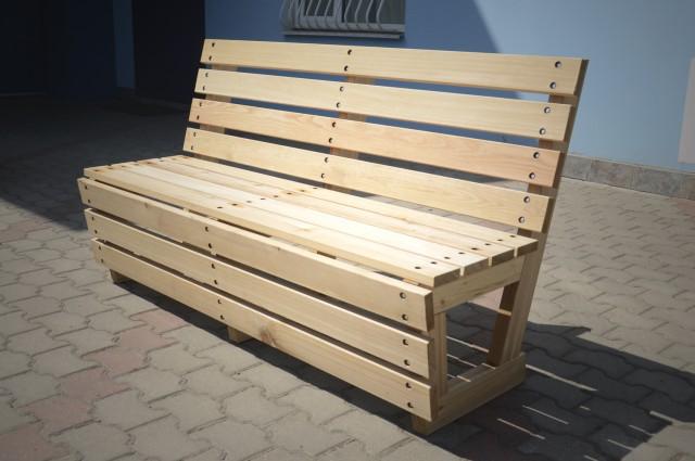 Простая мебель — комплект дачной мебели
